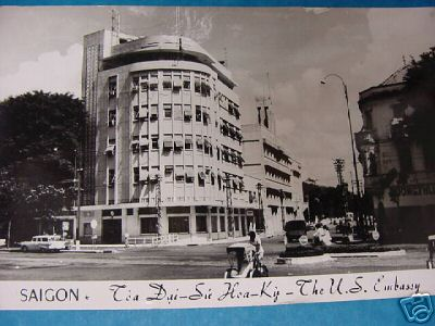 Saigon - US Embassy - 1964