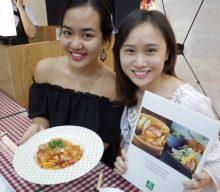 【仕事】ホーチミン高島屋の生パスタレストランJINJINでフードブロガーイベントを開催。ベトナムでスパゲティは市民権を得るのか?