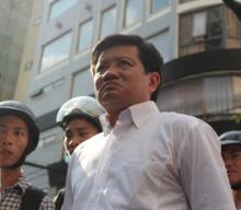 路上撤去キャンペーンのĐoàn Ngọc Hải が突然辞表を提出