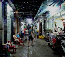 Ốc Đàoほどメジャーではないがローカルに愛される貝料理の店Quán Ốc Như