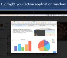 Macでアクティブなウィンドウのみをハイライトしてくれるウィンドウ・フォーカス・アプリ