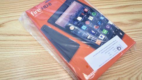 海外で購入したAmazon Kindle Fireで日本のAmazonプライムサービスを利用できるようにするには?