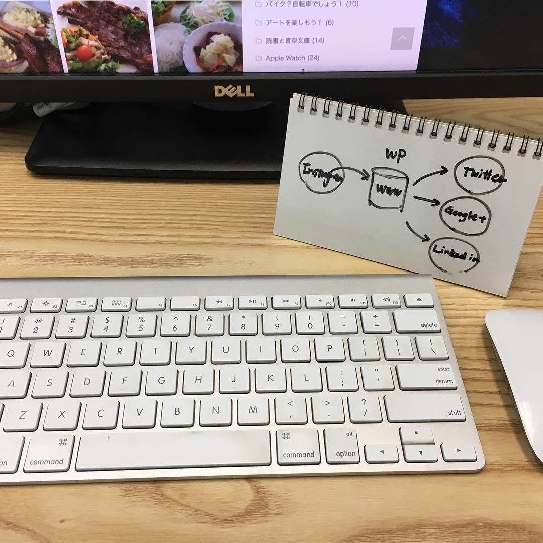 ダイソーのホワイトボードノート。チープだけど実用的。Daiso's white board mini notebook. Cheap but practical but maybe not durable.
