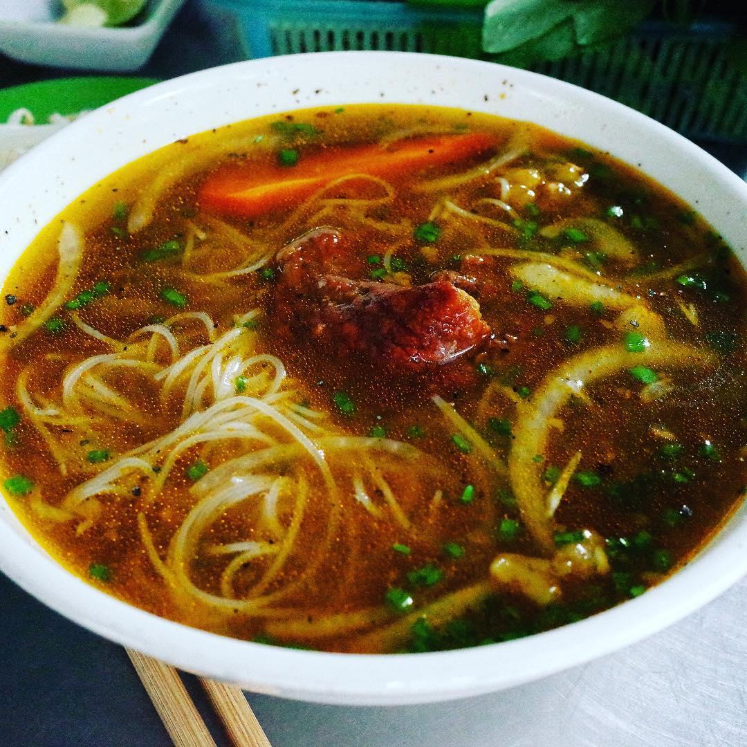 今日のランチ、ボーコーフウテイウ Today's lunch #GR #ricoh #vietnam #saigon