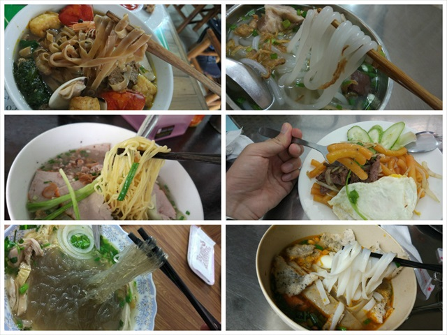 10種類のベトナム麺料理を食べてまわる