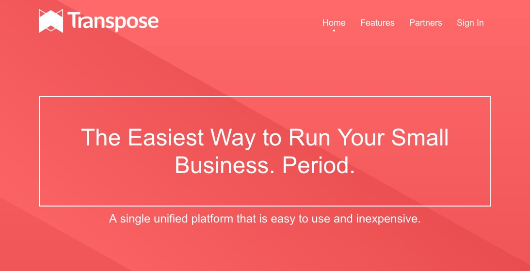 transpose__powerful_information_management_made_simple
